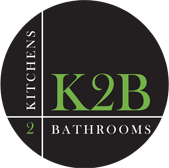 Kitchens 2 Bathrooms Logo
