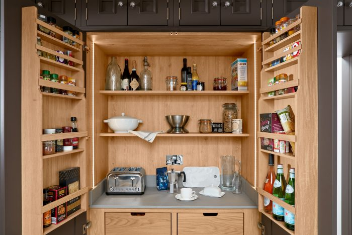 Clever Storage Ideas for Small Kitchens