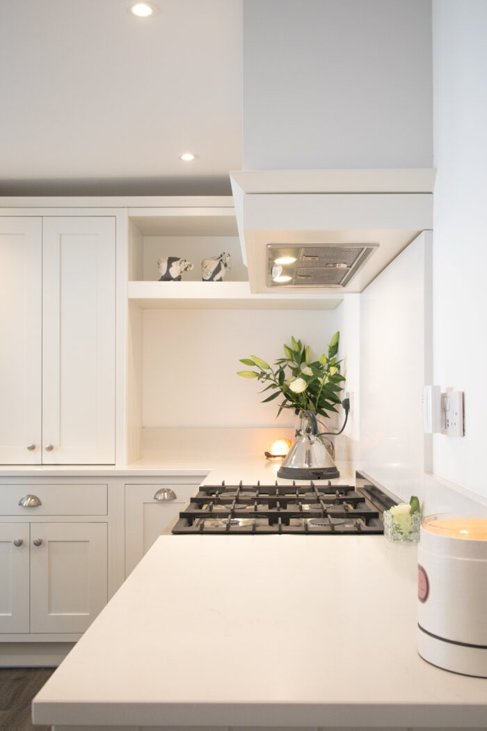 Contemporary Finishing Touches to Bespoke Kitchen Design