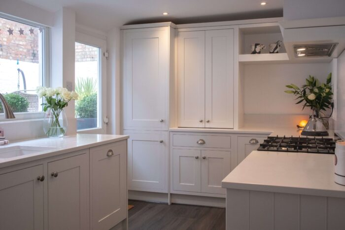 Small Sized Bespoke Kitchen Design
