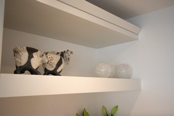 Bespoke Decorative Shelving